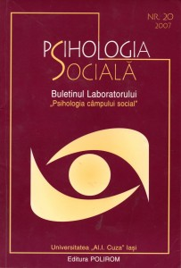 Psihologia Sociala (Revista)
