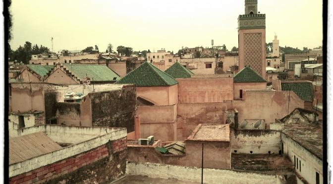 Katia Boissevain : compte rendu de terrain à Fez (Maroc)