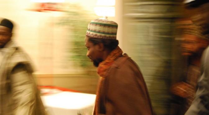 Nazarena Lanza : Être un «saint» aujourd'hui. La baraka expliquée par des descendants de cheikh Ahmed Tijani