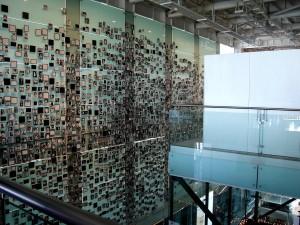 Muro de las victimas - Museo de la Memoria
