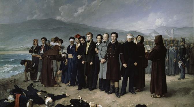 La República del miedo en Venezuela 1810-1814 (Primera Parte)