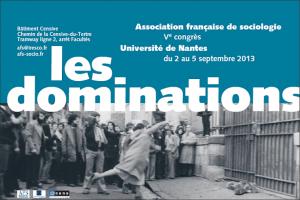 Congrès de l'AFS – Nantes 2013