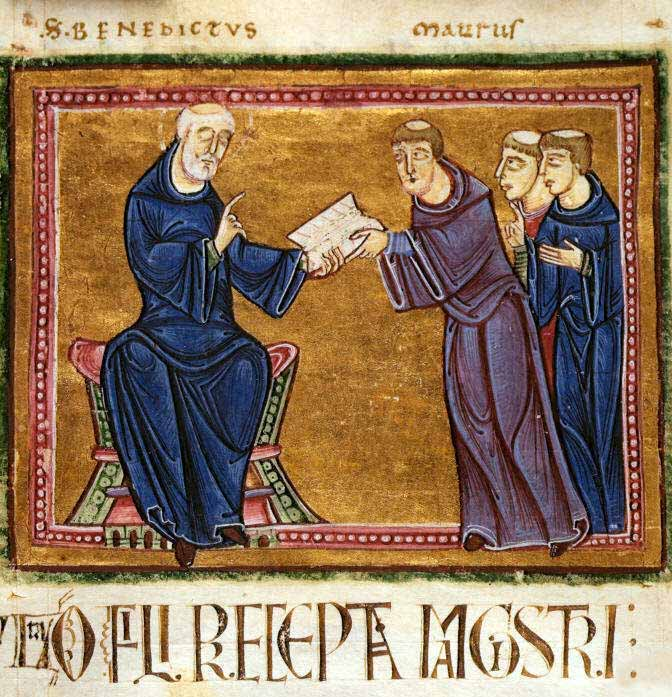St._Benedict_delivering_his_rule_to_the_monks_of_his_order