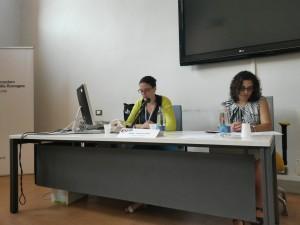 Intervención de Esther Jiménez (UGr)