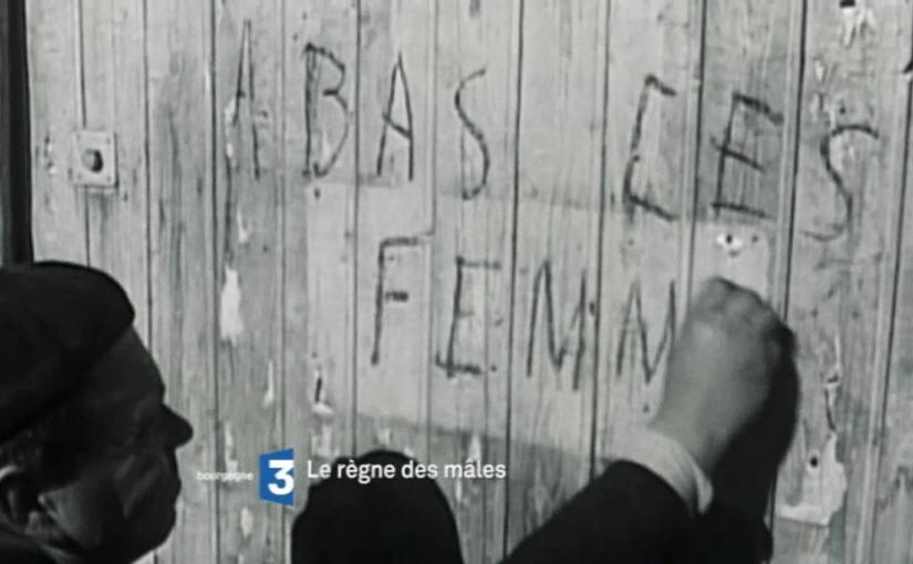 interview de C. Bard – Documentaire «Le règne des mâles»