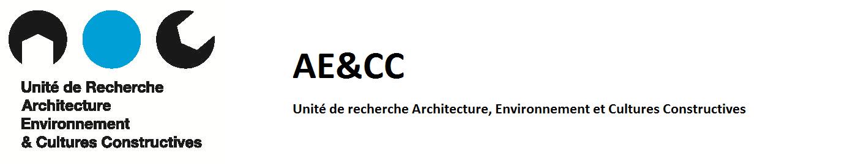 Unité de recherche AE&CC