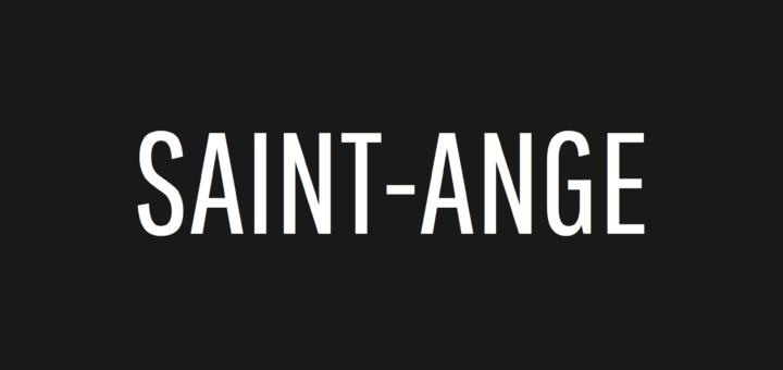 Extrait de l'ouvrage Saint-Ange