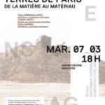 Conférence Terres de Paris