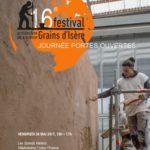 Festival Grains d'Isère - Flyer