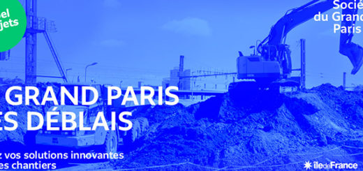 Gestion des déblais du Grand Paris
