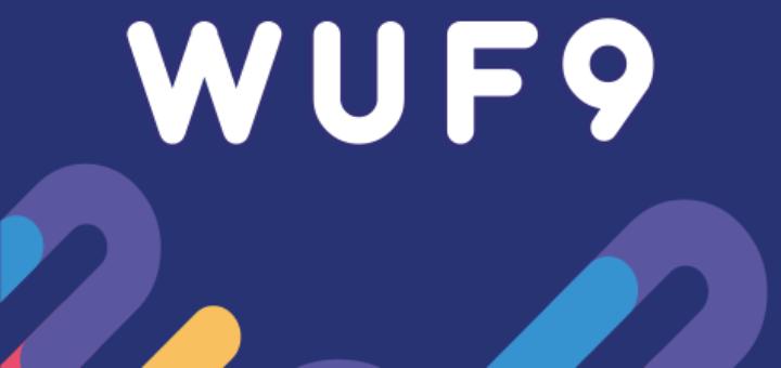 Logo de la conférence WUF9