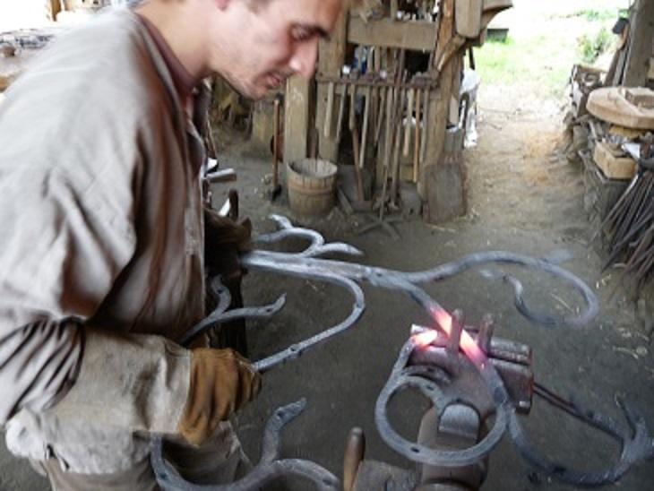 Fabrication de penture
