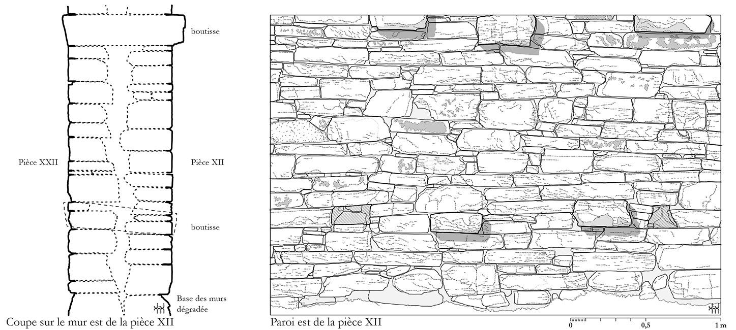 Fig 3 principes de construction des murs magasin des for Chantiers de construction