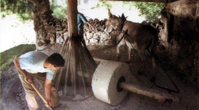 Une réhabilitation du plâtre dans les constructions traditionnelles du monde méditerranéen