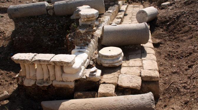 Entre négoce et chantiers de construction à Tyr aux périodes romaine et byzantine