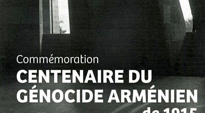 Semaine de l'Arménie à Limoges