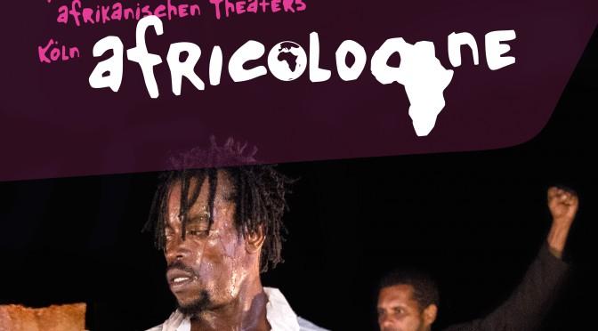 Coma bleu au Bauturm Theater, festival Africologne, Cologne – 18 juin 2015