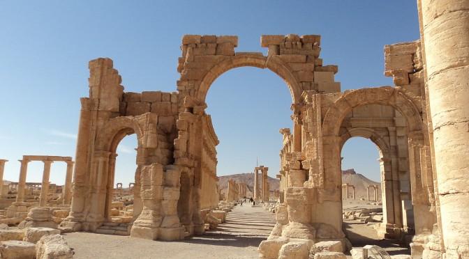 La guerre et la destruction des monuments au Moyen-Orient, 26 novembre 2015