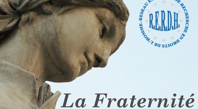 Colloque La Fraternité – 5 et 6 avril 2016