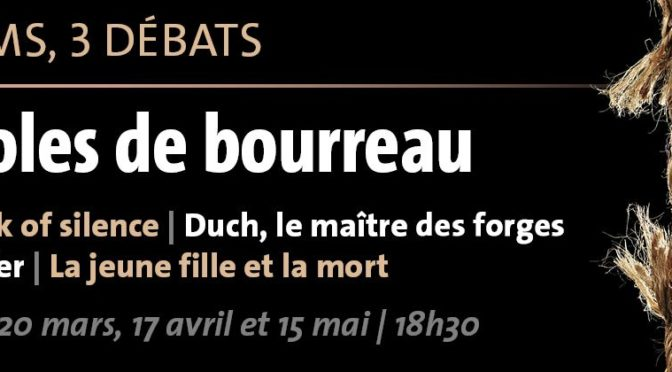 Paroles de bourreau