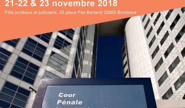 Les 20 ans du statut de Rome : bilan et perspectives de la CPI