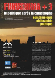 Colloque Fukushima