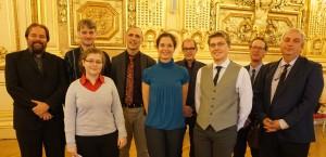 Isabelle Tracol-Huynh, lauréate du prix jeune chercheur de la Ville de Lyon