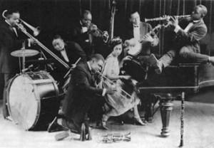 Banda de King Oliver. 1923