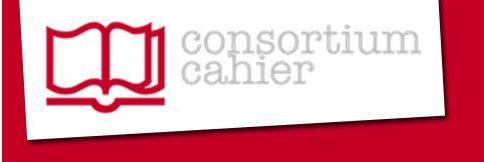 Guide de publication des éditions de textes : informations et recommandations du consortium Cahier