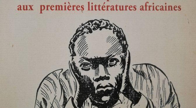 Bibliothèque coloniale et premières littératures africaines