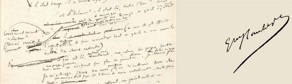 Série Gustave Flaubert