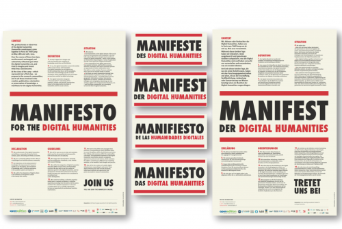 Digital humanities manifesto. In various languages.