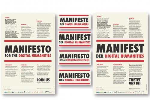 Digital humanities manifesto. In various languages.