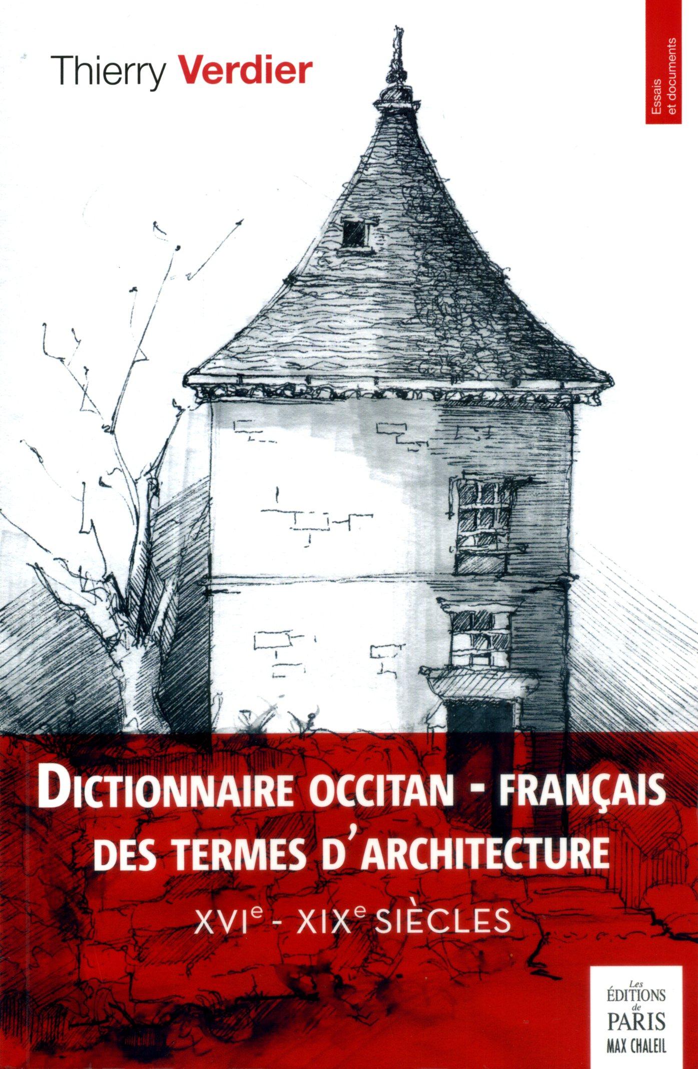 Les m tiers de la construction sources et acteurs des for Dictionnaire architecture et construction