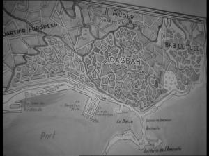 Les trois représentations de la frontière dans Pépé le Moko (Julien Duvivier, 1936) : la ligne, l'escalier et la grille.