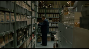 Le notaire dans son temple... (Incendies, Denis Villeneuve, 2010)