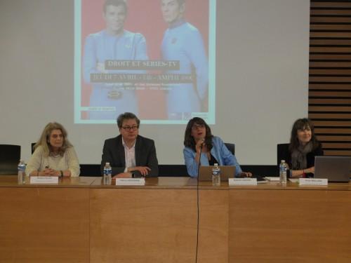 Barbara Villez, Fabrice Defferrard, Nathalie Goedert et Ninon Maillard (crédits photographiques : Stéphane Boiron et Valérie Hayaert)