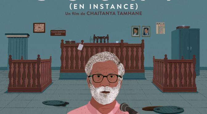 Court (En instance) de Chaitanya Tamhane : Filmer le procès pour penser l'Etat de droit