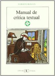 Manual de crítica textual