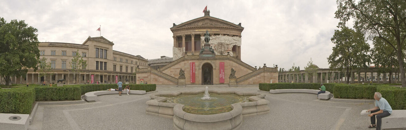 Capitals and their museums