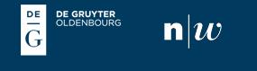 De Gruyter - Oldenbourg - logo