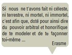 Citation Erasme Programme De Recherche Art Et Artefactualite
