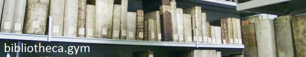 bibliotheca.gym