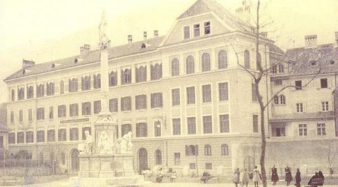Die Bibliothek des Bozner Franziskanergymnasiums