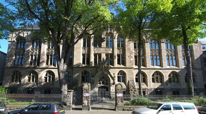 Bibliothek des Kaiser-Karls-Gymnasiums in Aachen