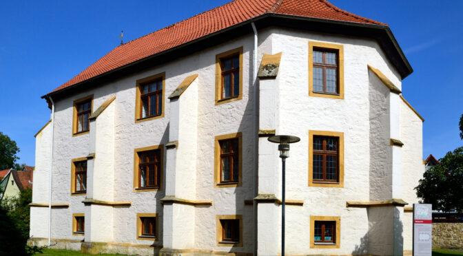 Die Gymnasialbibliothek in Lemgo