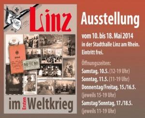 Linz_150x184mm-Ausst_100J_1Weltkrieg_a