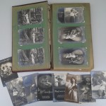 Album mit Feldpostkarten<br /> Privatbesitz St&uuml;mper, Linz