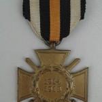 Ehrenkreuz f&uuml;r Frontk&auml;mpfer<br /> Privatbesitz
