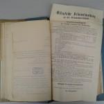 Quartier-Verpflegung der Truppen w&auml;hrend des Aufmarsches<br /> Stadtarchiv Linz am Rhein